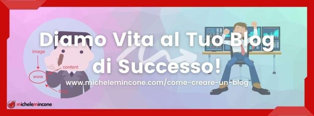 creare un blog di successo partendo da zero
