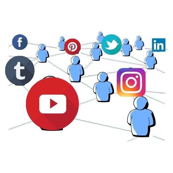 seo e presenza sui social network