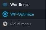 wp optimize per wordpress