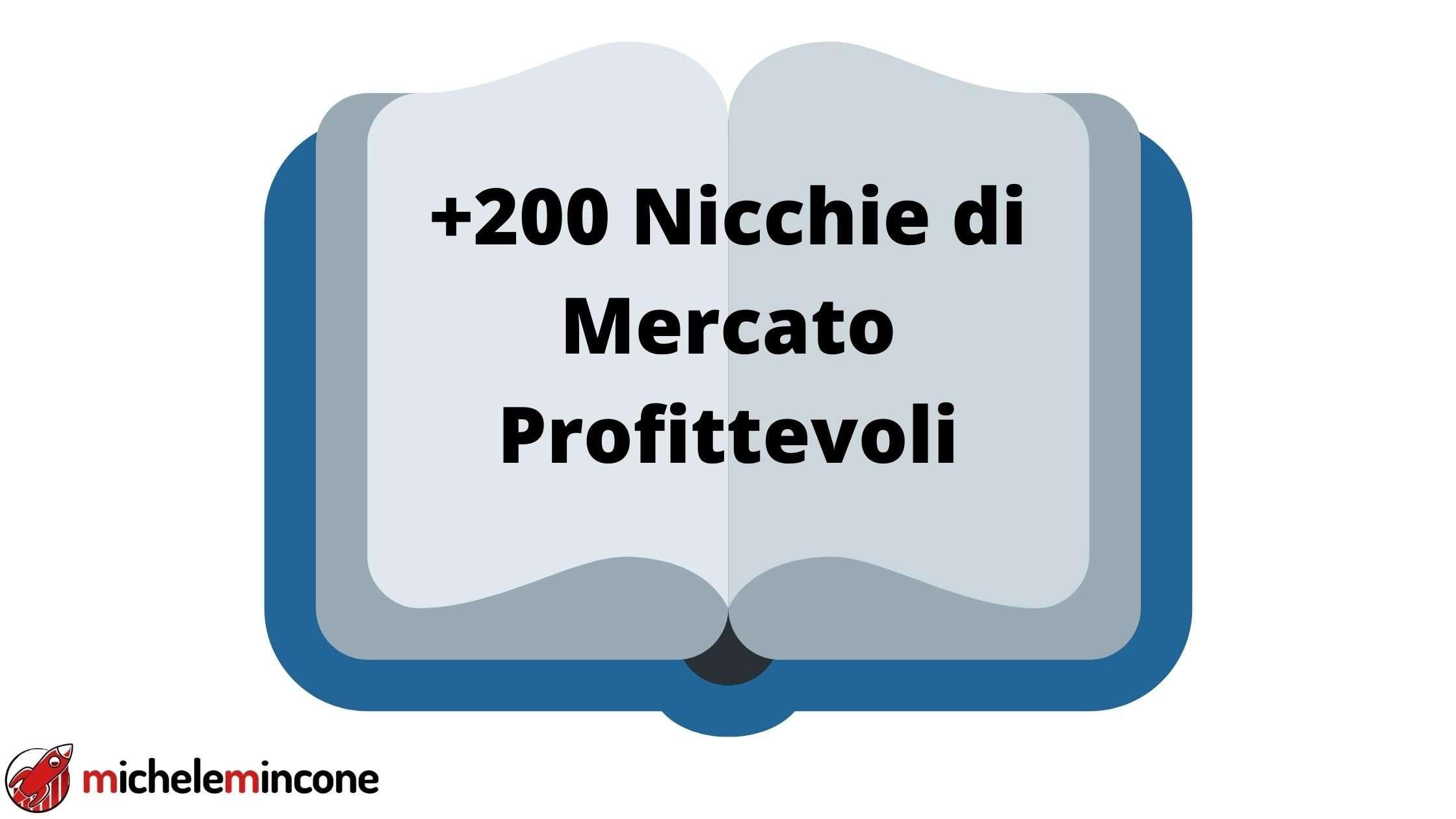 +200 Nicchie di Mercato Profittevoli per un Blog