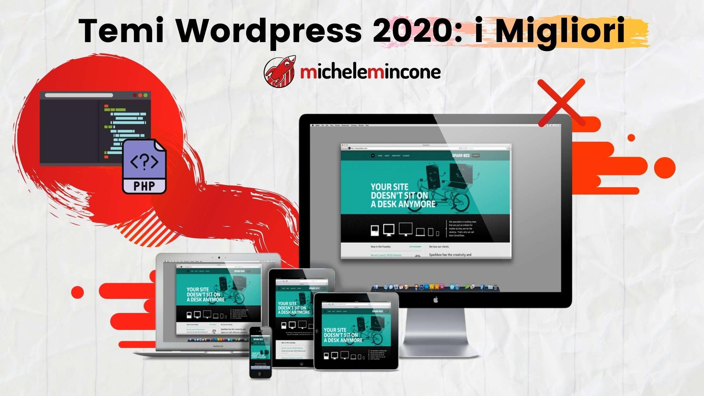 Temi WordPress 2020: cosa sono e scegli i migliori