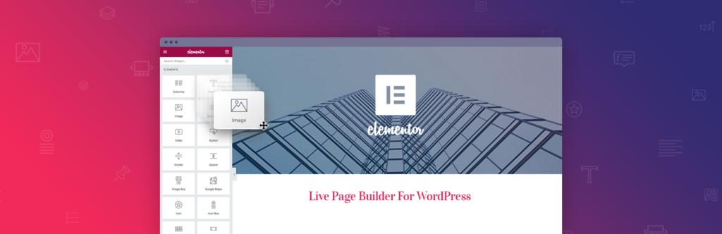 elementor page builder e temi wordpress