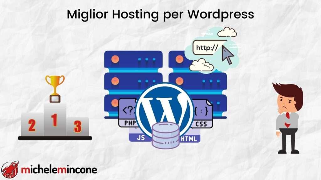 miglior hosting per wordpress