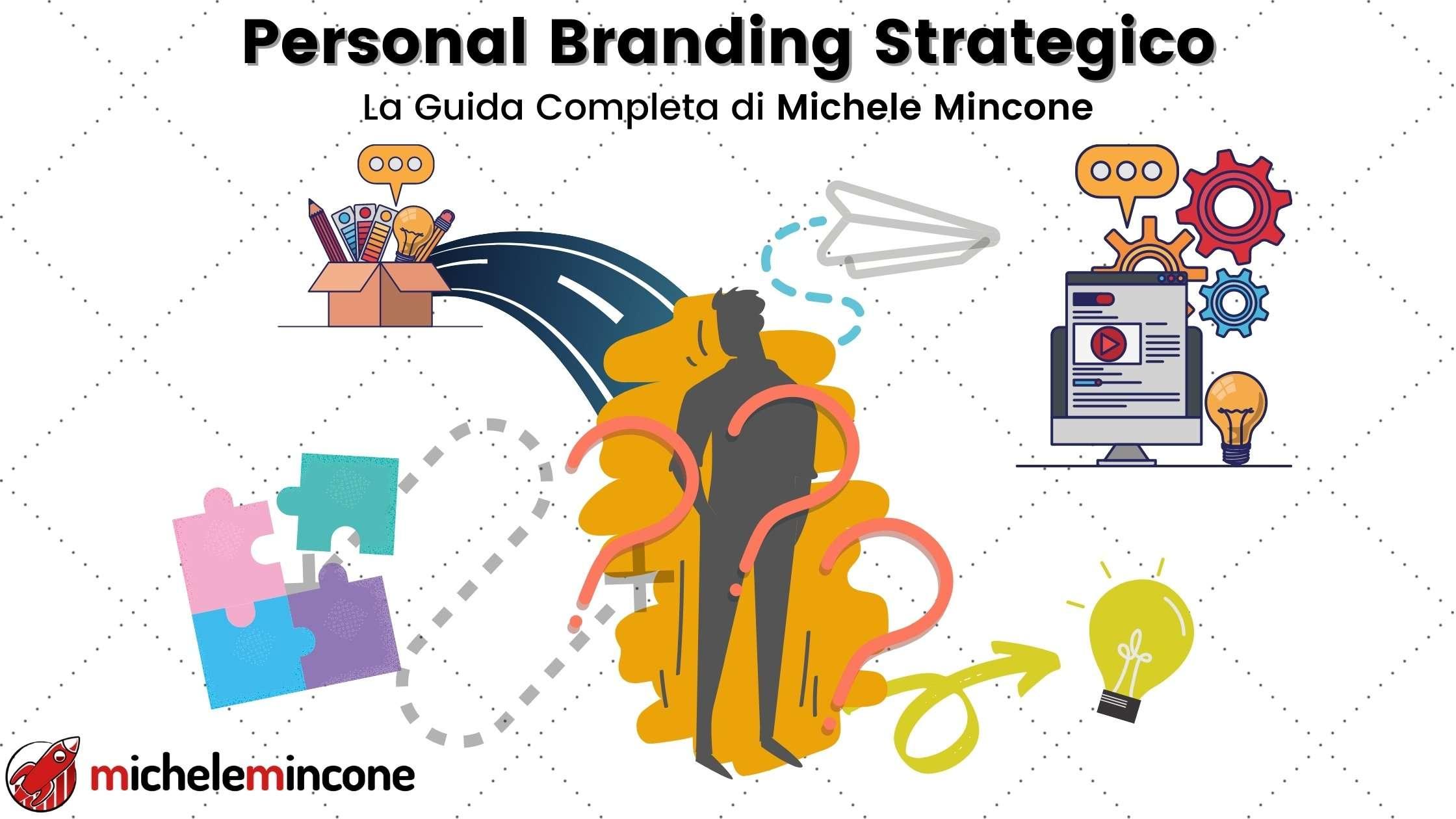 Personal Branding Strategico: l'Arte del Sapersi Vendere