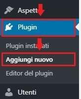 come creare un blog: sezione plugin di wordpress
